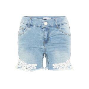 Name It Short Jeans Bambina Sally, Taglia: 128, Per Bambino/a, Azzurro, 13162355 MBD