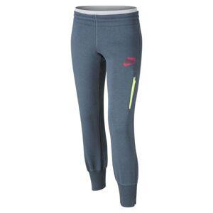Nike Pantaloni bambina Heritage Pant Girl, Taglia: L, Per Bambino/a, Grigio, 575254-490 HO