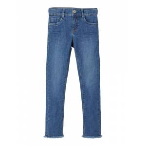 Name It Jeans Bambina Polly Denim, Taglia: 140, Per Bambino/a, Blu, 13172737