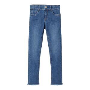 Name It Jeans Bambina Polly Denim, Taglia: 128, Per Bambino/a, Blu, 13172737, IN PROMO!