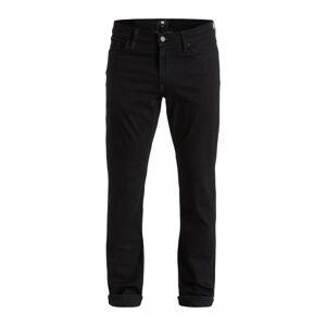 DCShoe Jeans Bambino Worker Slim By, Taglia: 26, Per Bambino/a, Nero, EDYBDB03016-KVDW