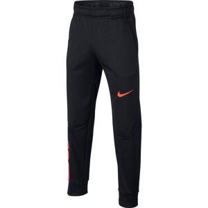 Nike Pantaloni Bambino Therma Training, Taglia: S, Per Bambino/a, Nero, 909082-010