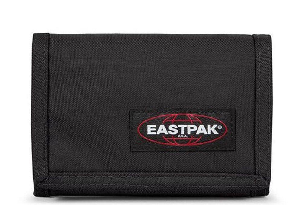 Eastpak Portafoglio Crew, Taglia: Unica, Unisex, Nero, EK371008