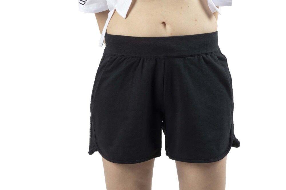 Ea7 Pantaloncini Donna Train Core, Taglia: S, Per adulto Donna, Nero, TJ31Z-3HTS64-1200, IN SALDO!