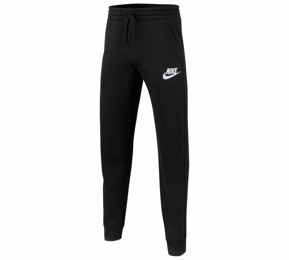 Nike Pantaloni Bambino Sportswear Club Fleece, Taglia: XL, Per Bambino/a, Nero, CI2911-010