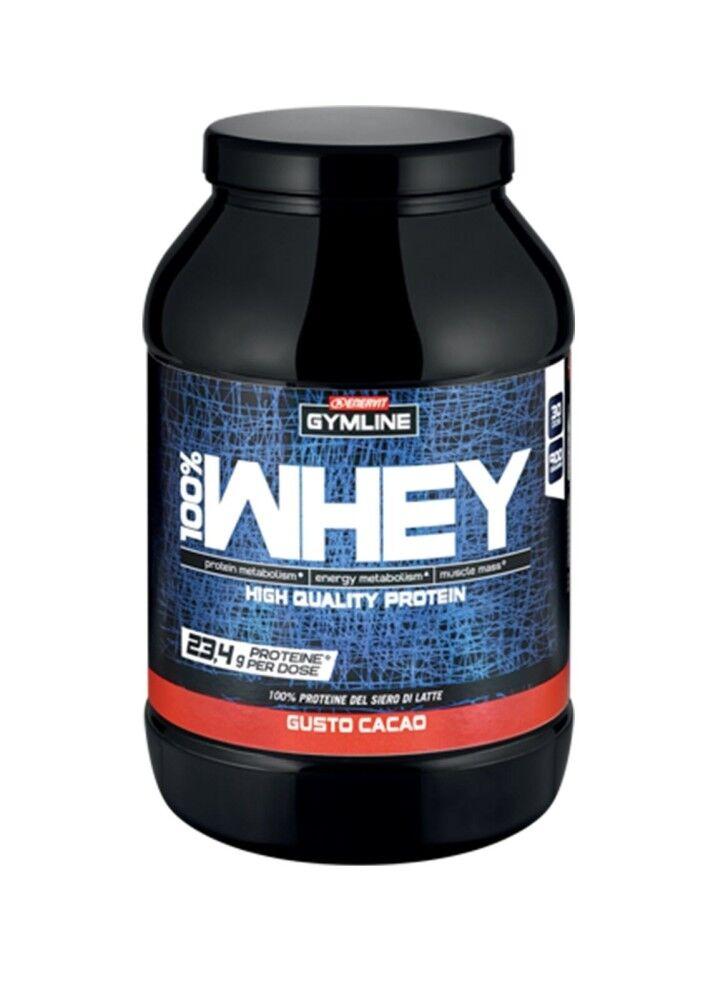 Enervit Whey Protein Gymline Concentrate Cacao, Taglia: Unica, Unisex, 92707-VANIGLIA