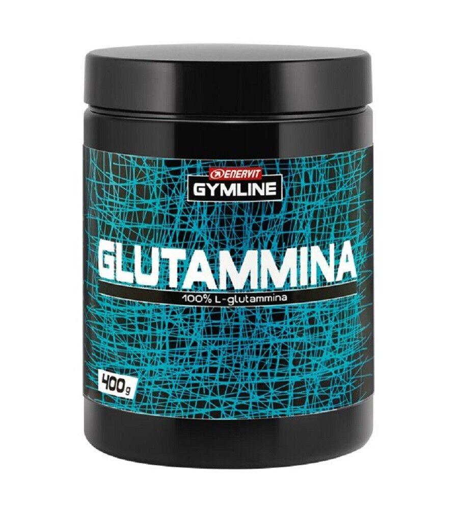 Enervit Gymline L - Glutammina 100%, Taglia: Unica, Unisex, 92880