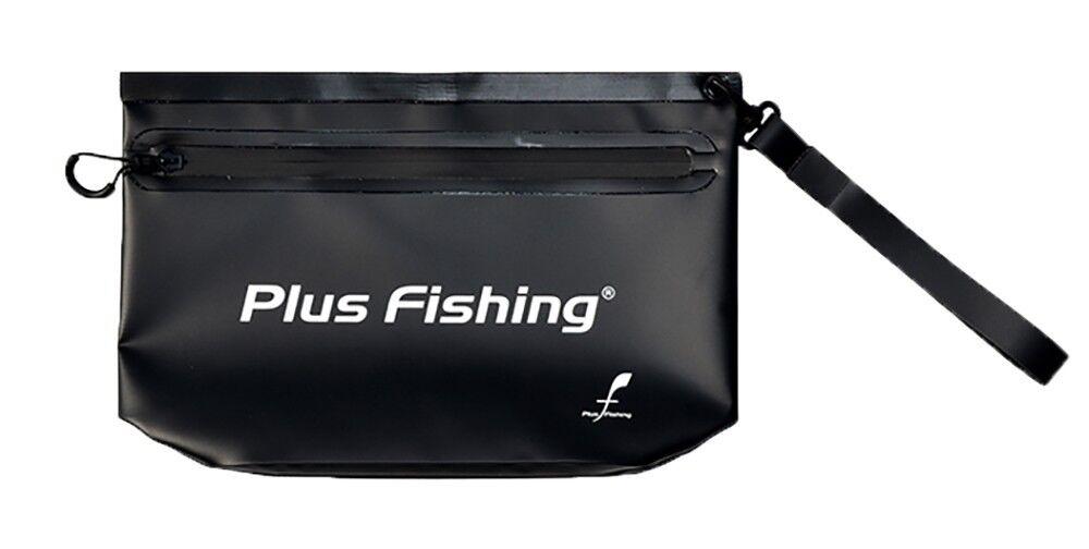 Plus Fishing Astuccio Dry Handbag, Nero, PF-DRY-HAND-