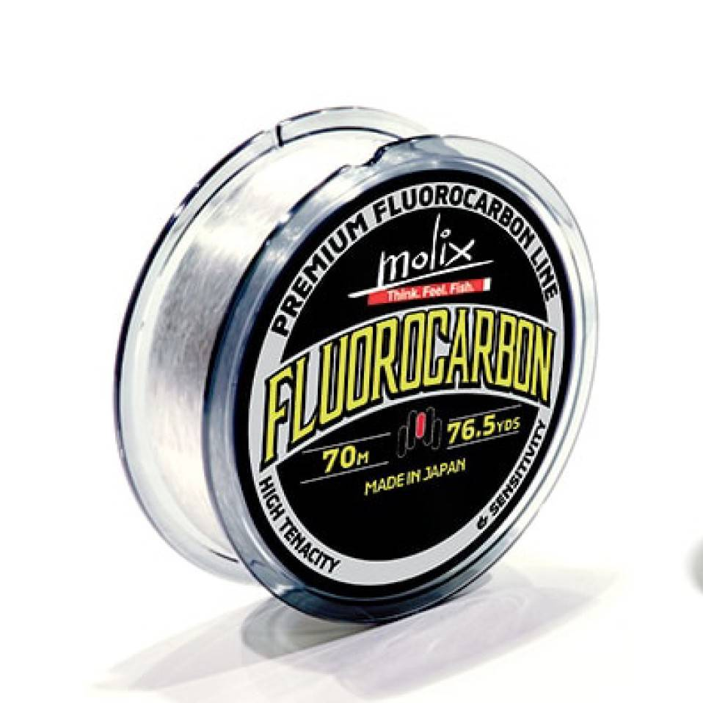 Molix Filo Fluorocarbon 12 lb 0,308 mm, 251-12