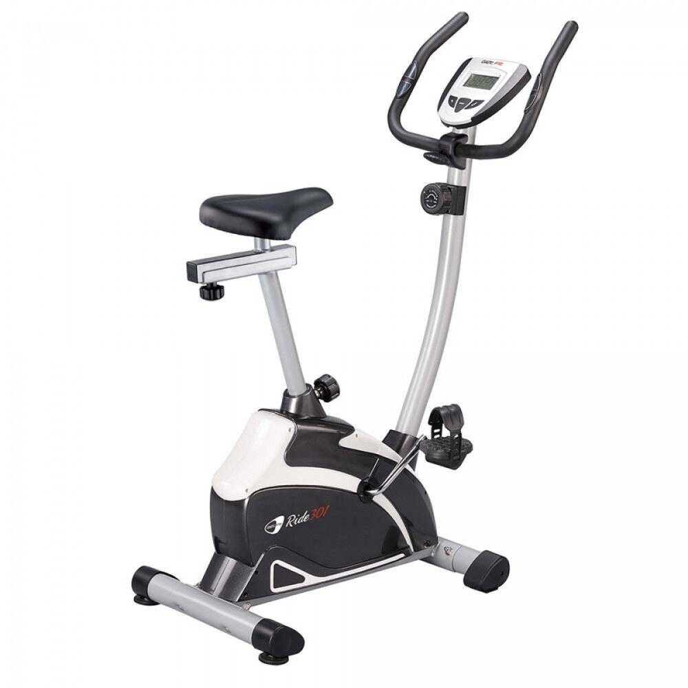 Get Fit Cyclette da camera Ride 301, Taglia: Unica, Unisex, Nero, RIDE 301