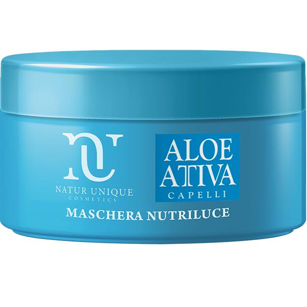 gdp srl general diet. pharma natur unique aloe attiva maschera nutriluce 200ml