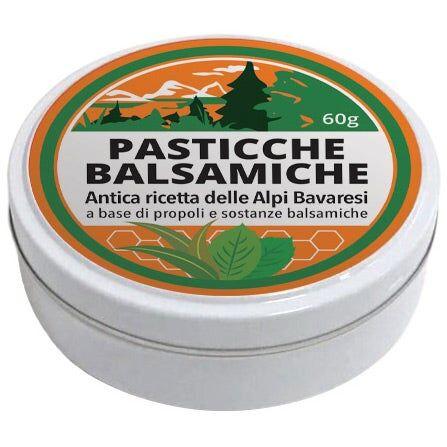 DOTT.C.CAGNOLA SRL Pasticche Balsamiche Alpi Bavaresi 60g