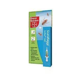 bayer cropscience srl solfac scarafaggi gel tubo 20g