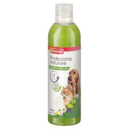 beaphar b.v. beaphar protezione naturale shampoo antiparassitario cane/gatto 250ml