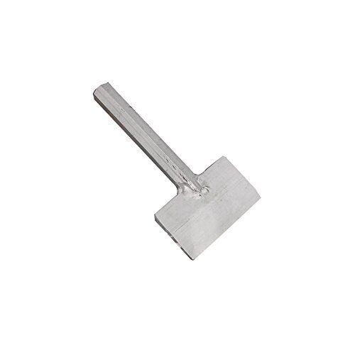 BonWay 32-290 - Scalpello fine in alluminio, 10,16 cm