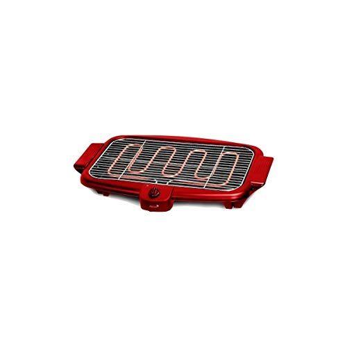 harper barbecue elettrico modello bqs800 rosso