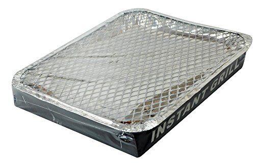 kingfisher - barbecue a carbone usa e getta