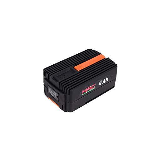 nac new american concept b40-40-ng - batteria per auto, agli ioni di litio, capacit 20 v, 4 ah