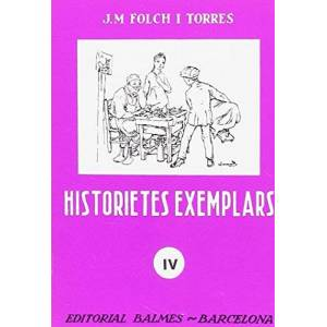 EDITORIAL BALMES Historietes EXEMPLARS 4