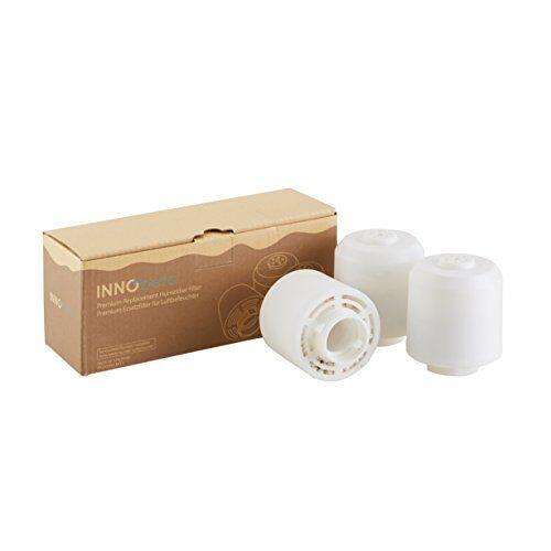 INNObeta Filtro Sostitutivo Premium per InnoBeta Fountain Umidificatore 3.0L Cool Mist (Confezione da 3)