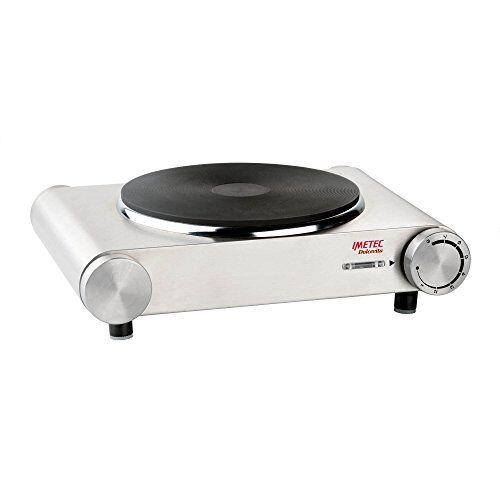 Imetec Dolcevita HP1 Fornelletto, 1500 W, 50 Hz, Bianco