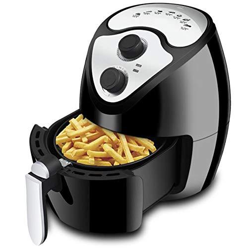 bxyy friggitrice ad aria senza olio, a basso contenuto di grassi, sgrassante ad alta temperatura, estrarre la canna e spegnere automaticamente, forno elettrico per patatine fritte