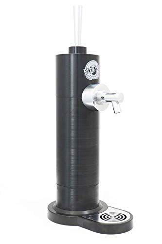 richard bergendi spillatore birra da casa di richard bergendi black edition - dispenser per birra alla spina da casa