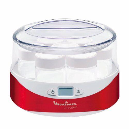 Moulinex YG2315 Yogurteo Red - Yogurtiera