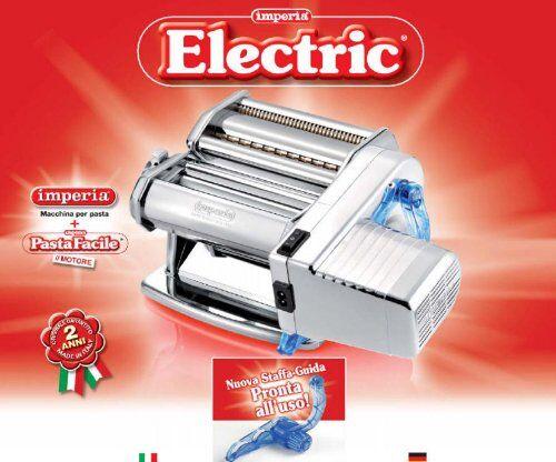 Imperia Macchina per pasta imperia iPasta Electric con motore