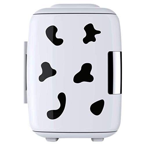 tiah mini frigo bevanda birra piccolo frigorifero portatile for camera da letto, station wagon, ufficio, con le funzioni di raffreddamento e di isolamento