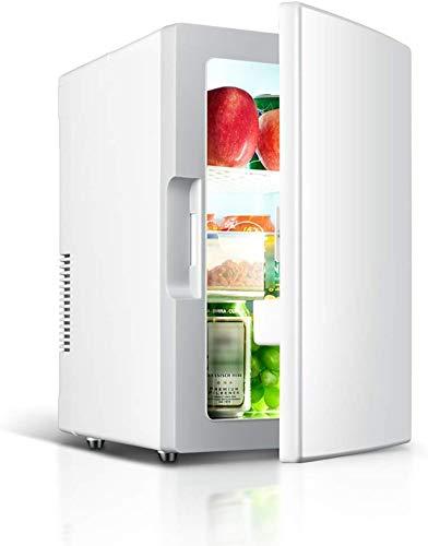 tiah mini frigo, tranquillo, ideale for la casa, l'ufficio e l'uso dormitorio, con una capacità di archiviazione massima, risparmio energetico e tutela ambientale