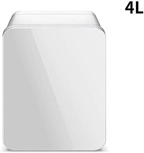 tiah mini frigo raffreddamento & scaldino  4l capacità  compatto
