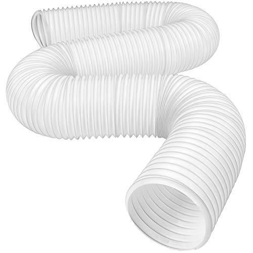 pipiai tubo di scarico per condizionatore portatile,condotto di scarico dell'aria condizionata resistente al calore, condotto d'aria universale diametro 13/15cm 1,5/2/3m di lunghezza