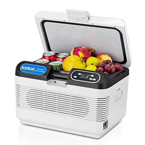tiah mini frigo con frigorifero - banco superiore del frigorifero, camera con porta reversibile, controllo di temperatura e di stoccaggio porta