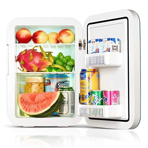 tiah mini frigo più fresco e più caldi - ideale for camera da letto famiglia camper ufficio - in scatola bevande