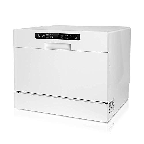 kyman lavastoviglie portatili lavastoviglie da appoggio lavastoviglie lavastoviglie da incasso due in uno 1250w di potenza pu ospitare 6 set di vasellame modi 5 lavaggio kyman