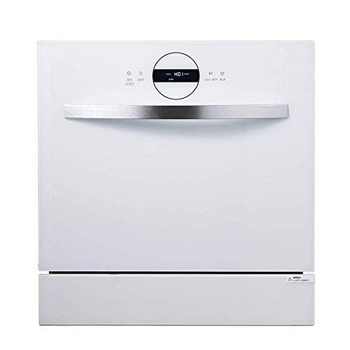 kyman lavastoviglie portable lavastoviglie controsoffitto lavastoviglie lavastoviglie da incasso due in uno 1380w ad alta temperatura di sterilizzazione e asciugatura ad alta capacit (colore: nero) kyman