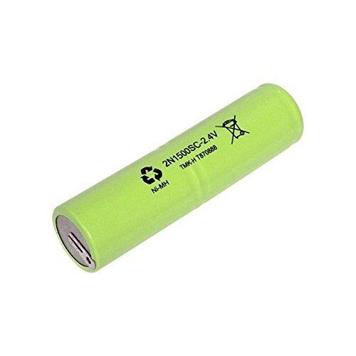 ariete batteria grattugia elettrica grat 2.0 40 440 443 453 nimh 2x 1.2v 1.5ah