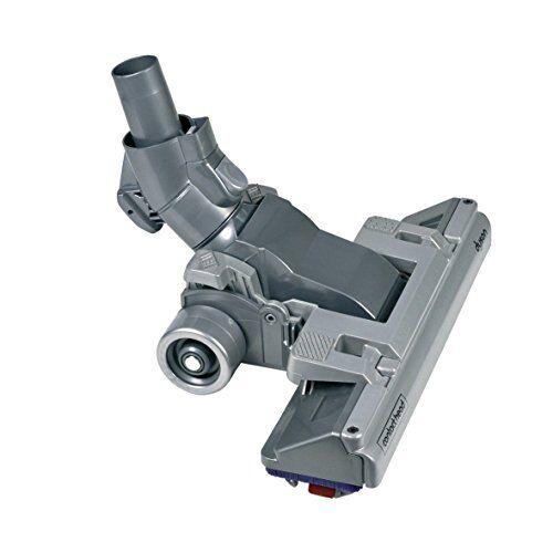 dyson aspirapolvere telescopio, contatto testa spazzola acciaio inox strumento
