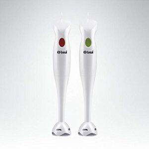 Trevi PR17700 Mixer ad Immersione, 200 W, Plastic, Bianco