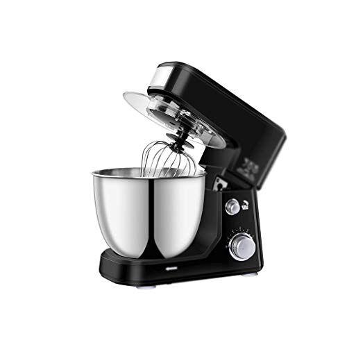 lmm frullino - velocit compact hand mixer con clever incorporato beater bagagli a mano frullino con lame in acciaio inox lmms (color : -, size : -)