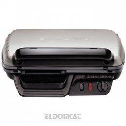 Rowenta GR6000 2400W Argento barbecue e bistecchiera