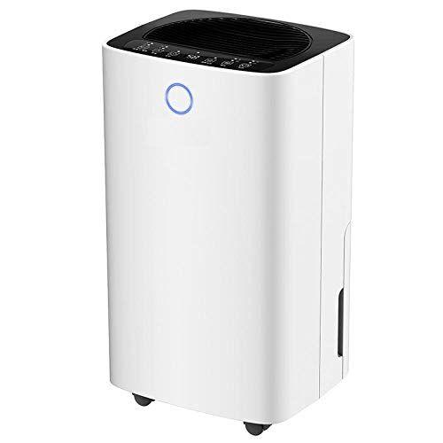 hyjx shop deumidificatore intelligente deumidificatore assorbitore di umidità purificatore d'aria famiglia camera da letto seminterrato deumidificazione ad alta potenza