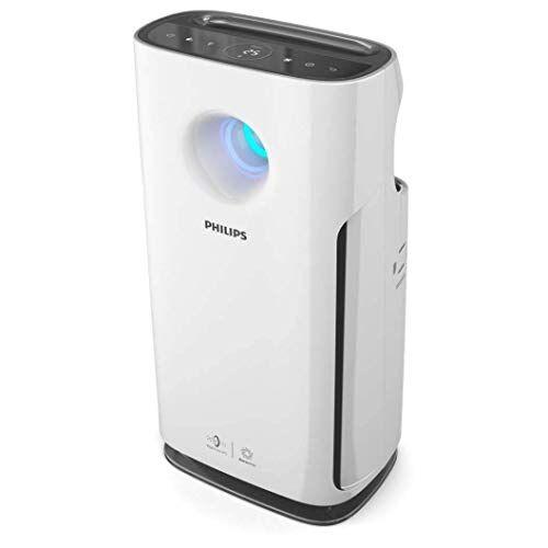philips ac3256/10 purificatore d'aria con filtro hepa e tecnologia vitashield ips, superficie 95 m²