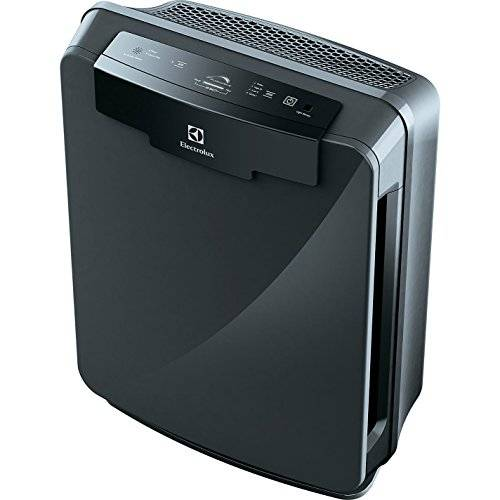 electrolux oxygen collection eap450 purificatore d'aria, filtri lavabili, 60 decibel, nero