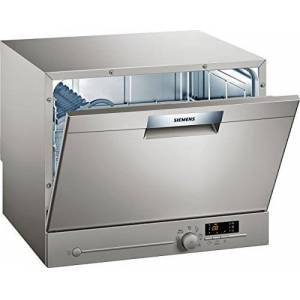 Siemens SK26E821EU Mini 6coperti A+ Acciaio inossidabile lavastoviglie