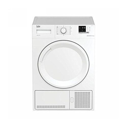 b037079700bd3d Beko DHS 8412 PA0 asciugatrice Libera installazione Caricamento frontale  Bianco 8 kg A++