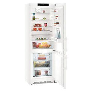Liebherr CN 5715 frigorifero con congelatore Libera installazione Bianco 402 L A+++
