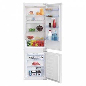 Beko BCSA285K2S frigorifero con congelatore Incasso Bianco 271 L A+