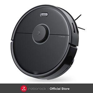 roborock S5MAX aspirateur Robot con vaschetta dellAcqua elettrica e Zone virtuali con divieto di Lavaggio,Mappatura su pi Piani,Personalizzazione Totale della Pulizia